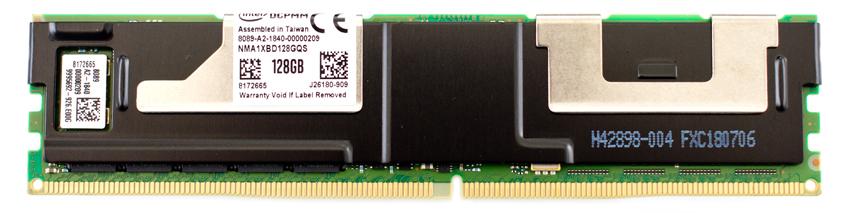 Intel Optane DC Persistent Memory Module